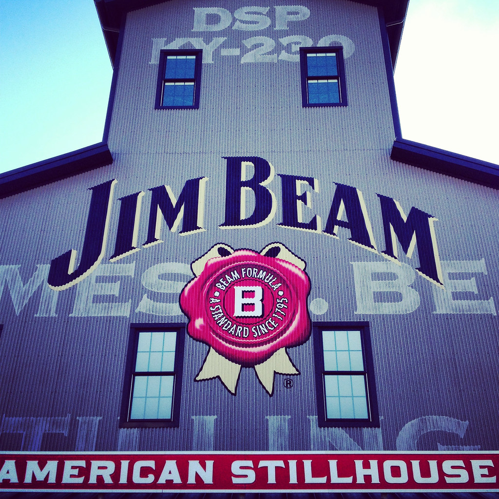 Jim Beam Tour Comments