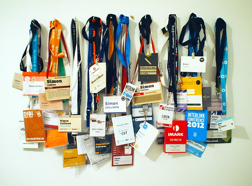 Lanyards | by Simon Collison