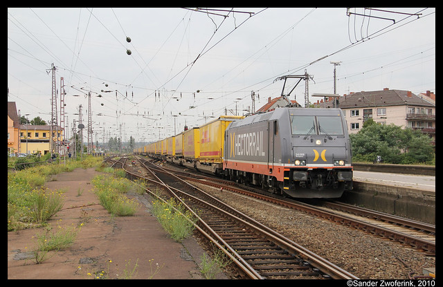 Hectorrail 241.009, Osnabrück 19-09-2010