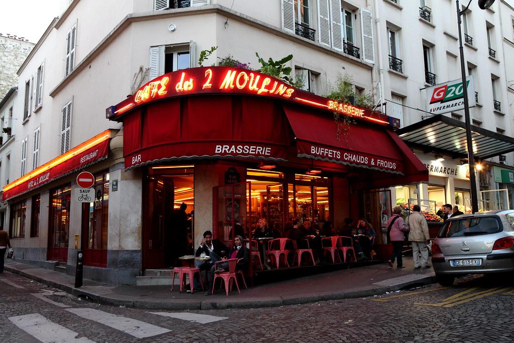 Cafe Des  Moulins