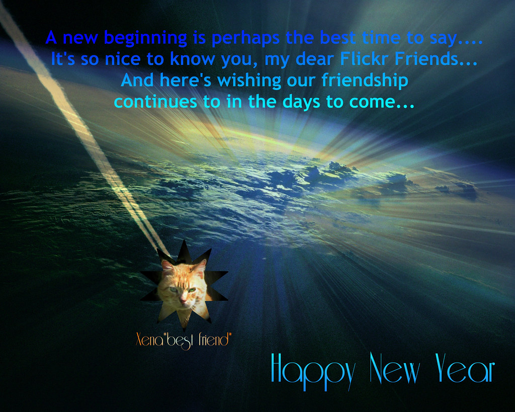 Happy New Year 2013 My Dear Flickr Friends My Dear Fli Flickr