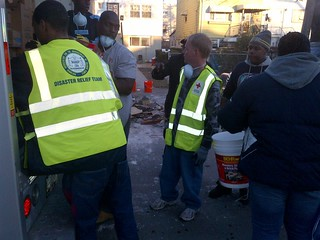 NAACP and Red Cross Hurricane Sandy Relief | by American Red Cross