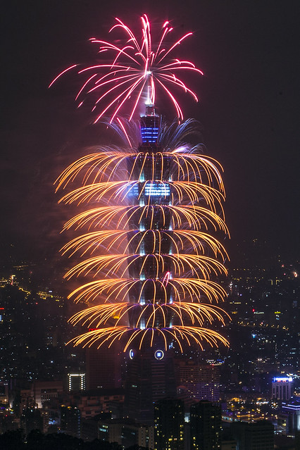 2013 Taipei 101 FireWorks | Flickr - Photo Sharing!