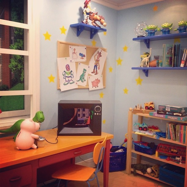 Andy S Room アンディーの部屋 トイストーリー Toystory 28 Likes On
