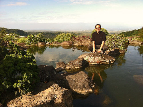 A pond at the Tagaytay Highlands | by Chris Alma Jose