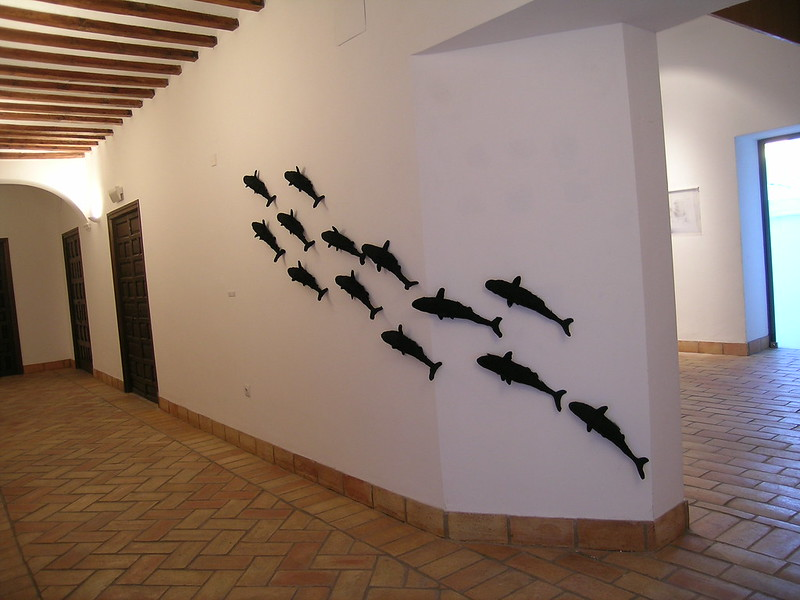 Moby Dick, Talleres Internacionales de Arte Contemporaneo, Esteban Ruiz