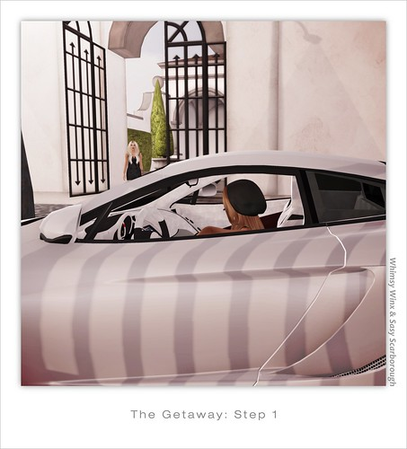 The Getaway 1F | by SasyScarborough