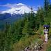 hiking Mt. Hood in Clackamas County 051
