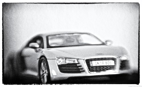 Audi R8 Front | by The Digital Story