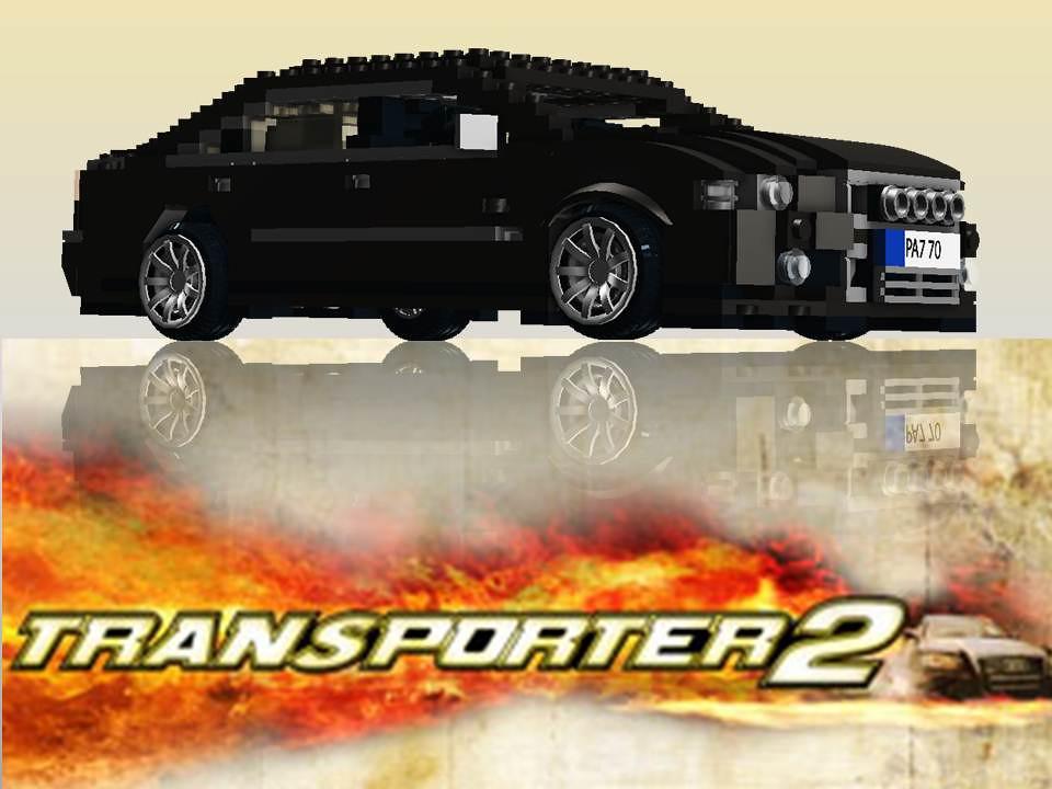 Audi A8 W12 Transporter 2 Transporter 2 2005 Is