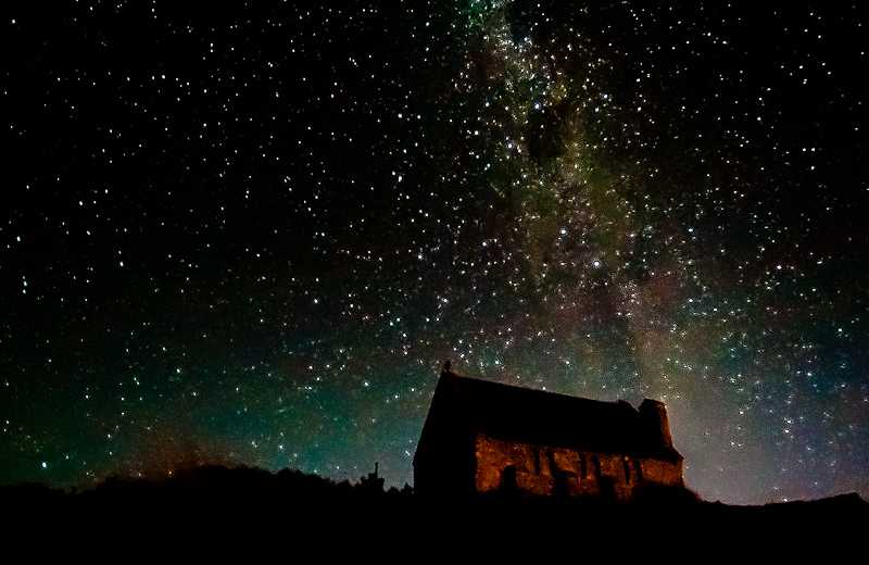 the night sky essay