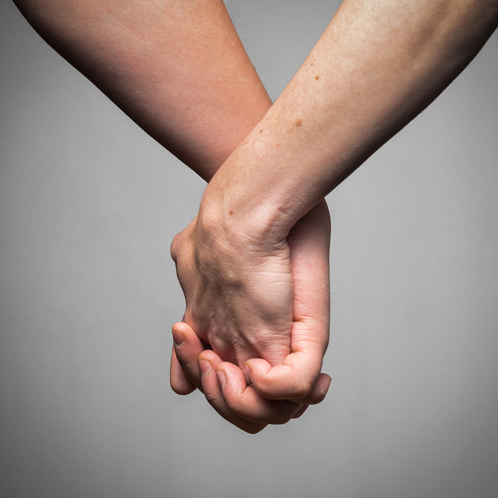Hand in Hand | Flickr - Photo Sharing!: https://www.flickr.com/photos/pdamsten/8290109397