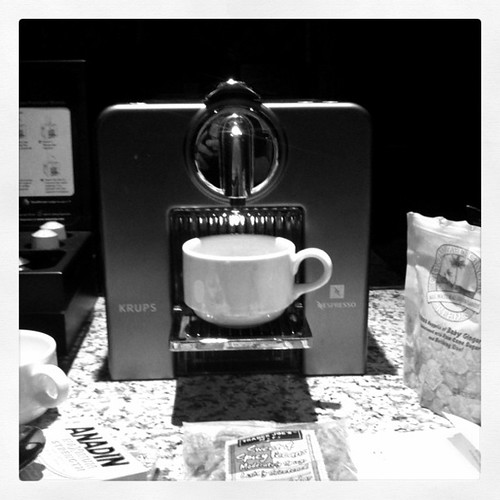 Krups Coffee Maker Double Pots For Hotels Rooms