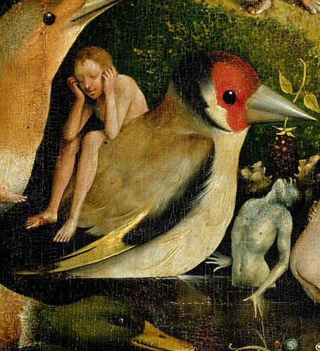 Il giardino delle delizie hieronymus bosch 1500 1525 ma - Il giardino delle delizie bosch ...