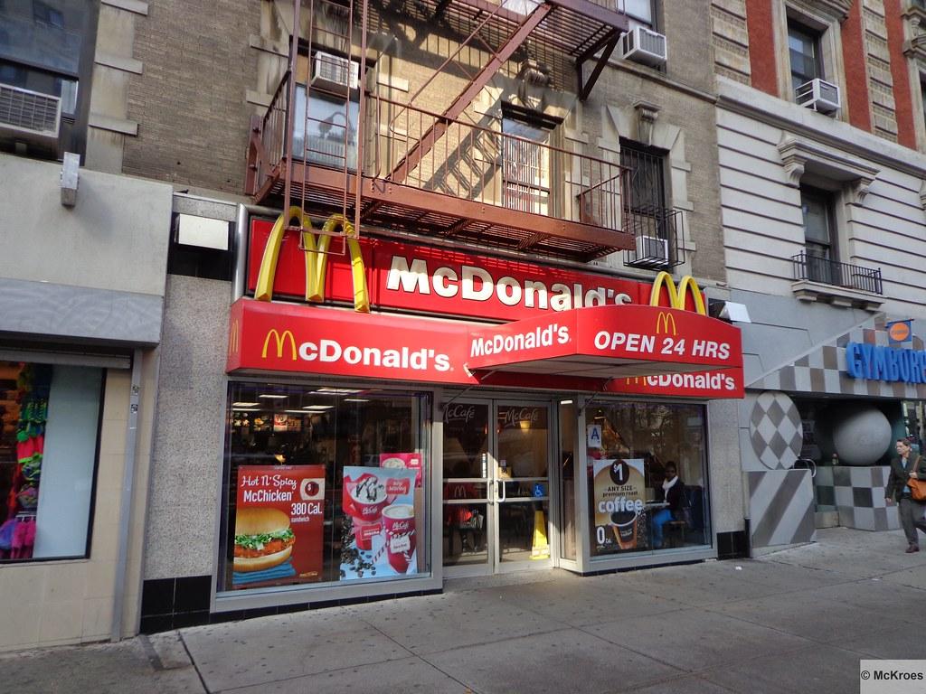 Usa McdonaldS