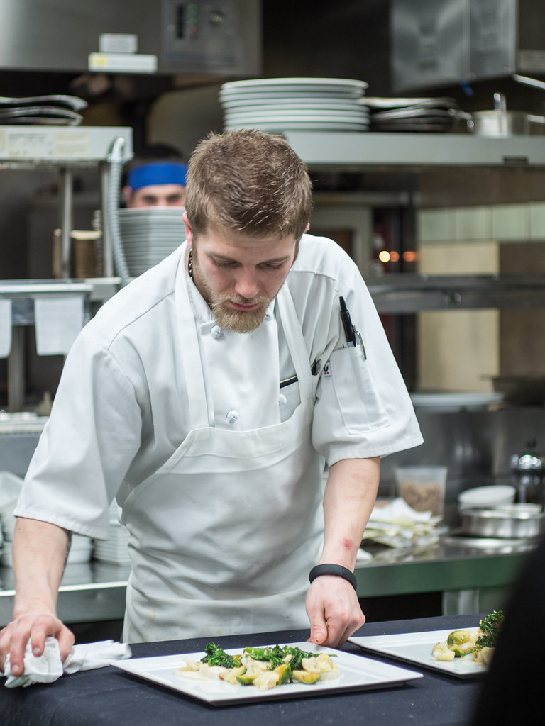 Dante Kitchen Table | Sous Chef Justin Ofandiski | Edsel Little | Flickr