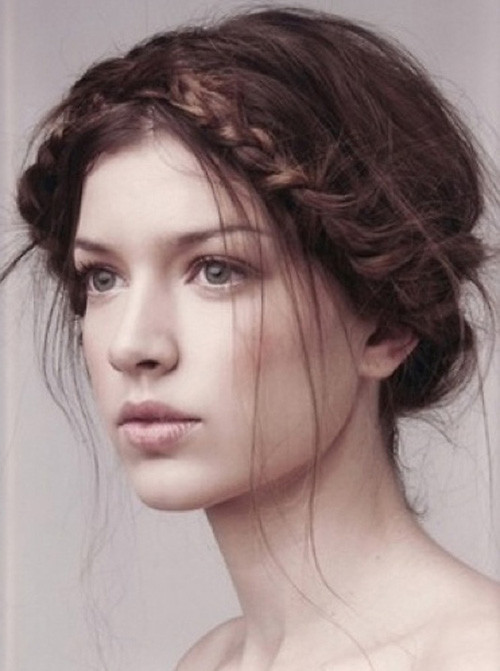 Pretty Updo Hairstyles Pretty Updo Hairstyles For Prom Cu Flickr
