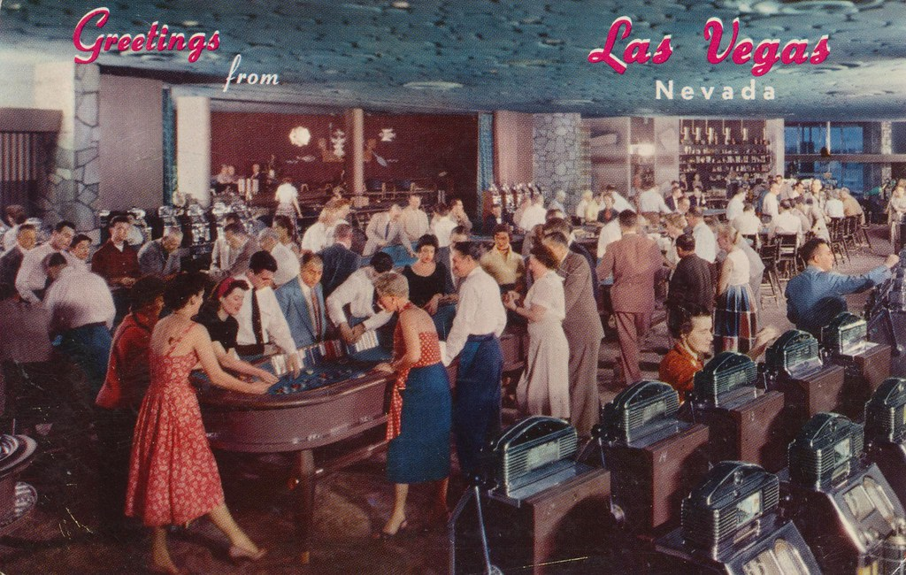 Hotel Flamingo Casino - Las Vegas, Nevada