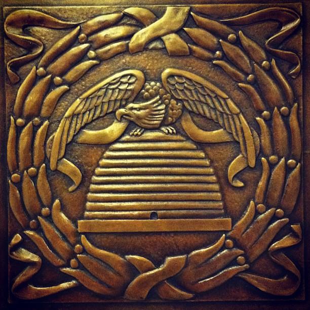The #beehive, state symbol of #Utah, represents industry, … | Flickr