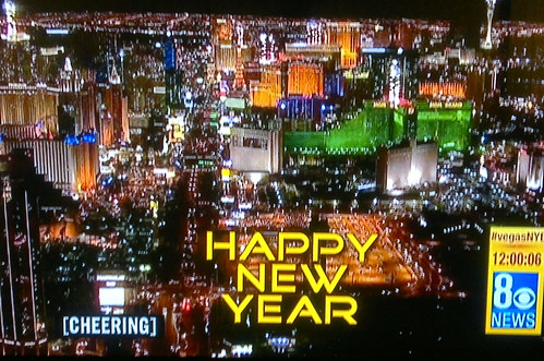 las vegas happy new year
