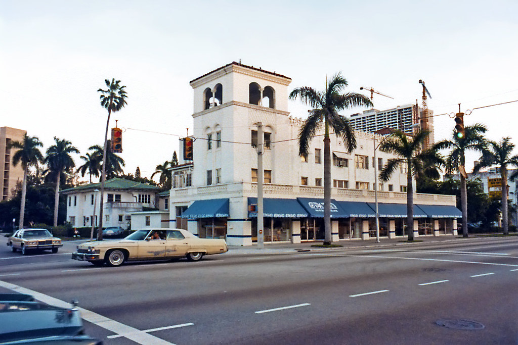 Priscilla Apartments Edgewater Miami 1984 The
