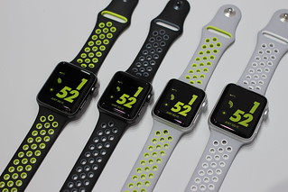 Apple Watch Nike+ | by pestoverde