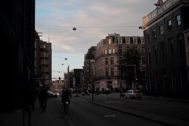 twilight on Amsterdam 2