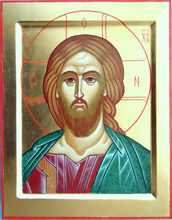 2013 Icône du Christ Sauveur - Christ the Savior Icon.  Main de - Hand of : Linda Leblanc | by Périchorèse-iconographie