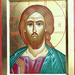 2013 Icône du Christ Sauveur - Christ the Savior Icon.  Main de - Hand of : Linda Leblanc