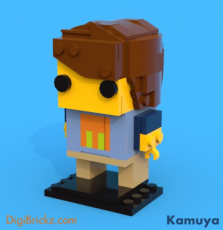 BrickHeadz - LEGO Club Max