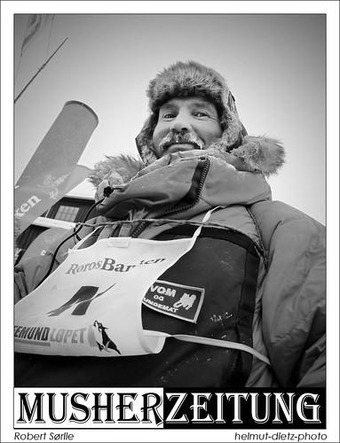 Robert Sørlie, Røros - Femundlopet 2012