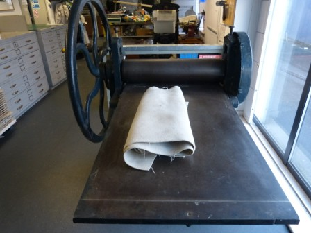 rochat press at the ready | by NorthernPrint