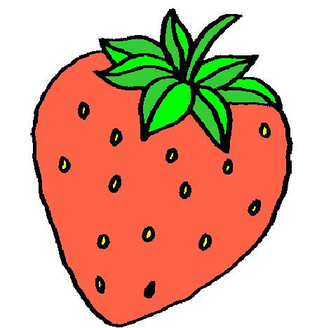 çilek Boyama çilek Boyama Oyunumuz Ile çocuklarımıza Meyve Flickr
