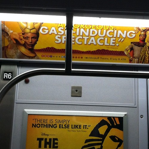 A gas-inducing spectacle! #TruthInAdvertising | by Colleen AF Venable