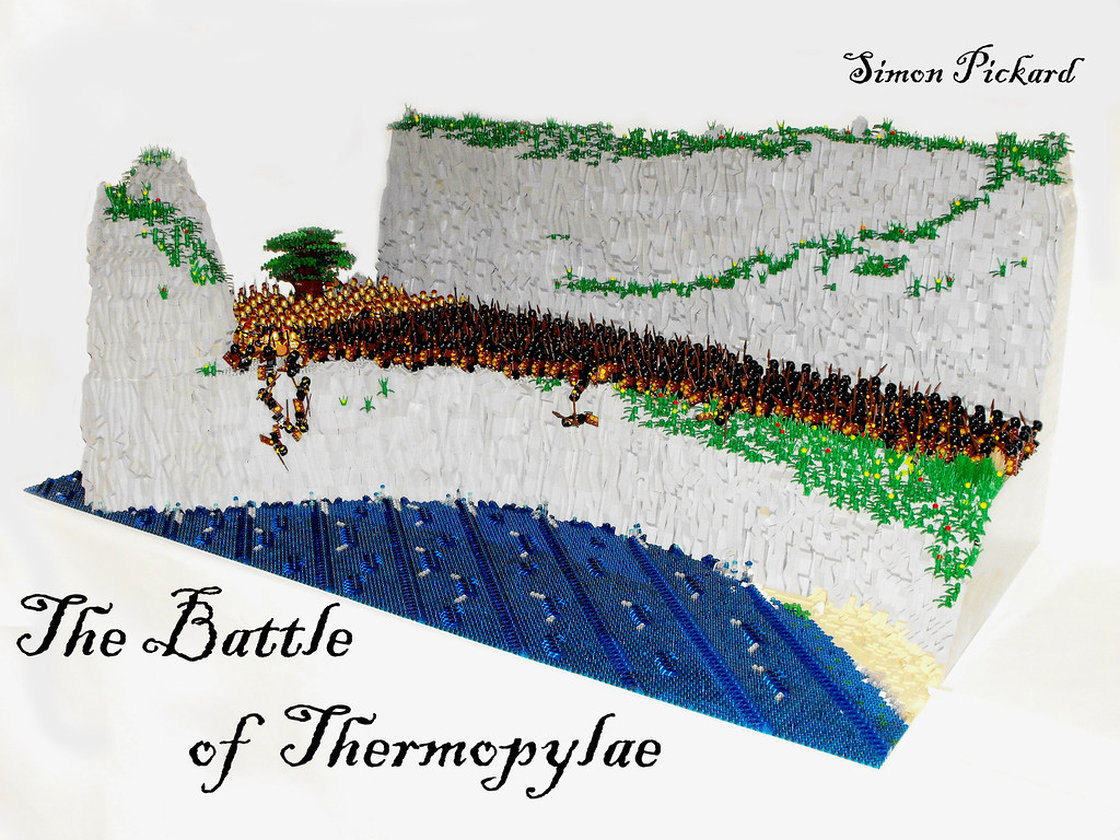 Where can I get a good source of information on the battle of Thermolylae?