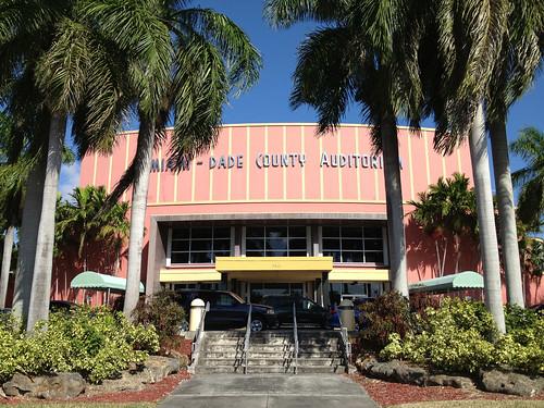 Auditorium Miami Beach