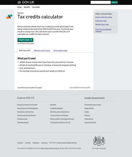 Gov Uk Tax Home Pay