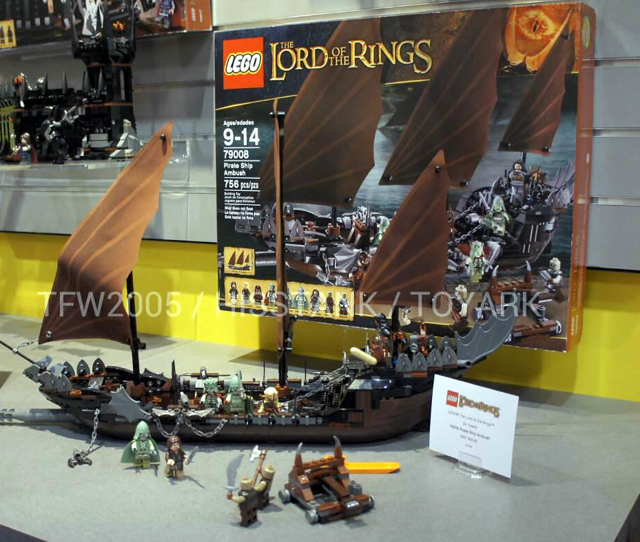 Lego The Lord of The Rings Logo Lego Lord of The Rings Pirate