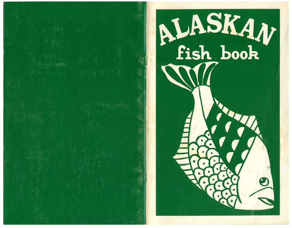 Alaskan fish book ph1171 cover eudaemonius flickr for Book with fish on cover