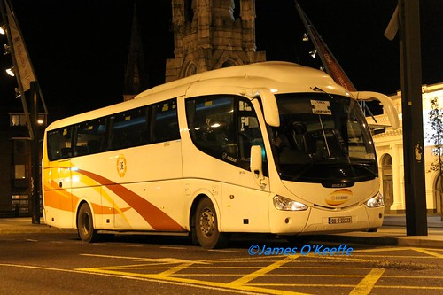 Bus Eireann Tours From Cork