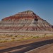Road Along Painted Desert
