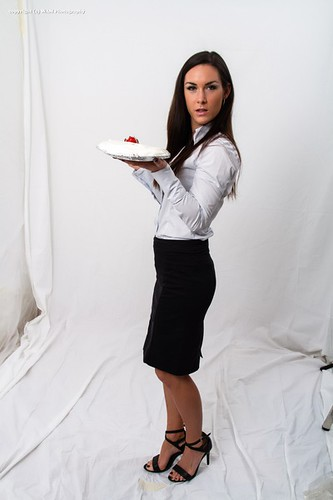 The Secretary And The Pies Get The Full Photoset And
