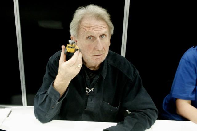 Meeting Rene Auberjonois (Odo - Star Trek Deep Space 9 ... Rene Auberjonois