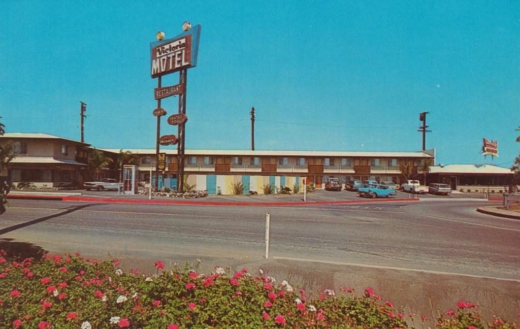 Victoria Motel - Ventura, California
