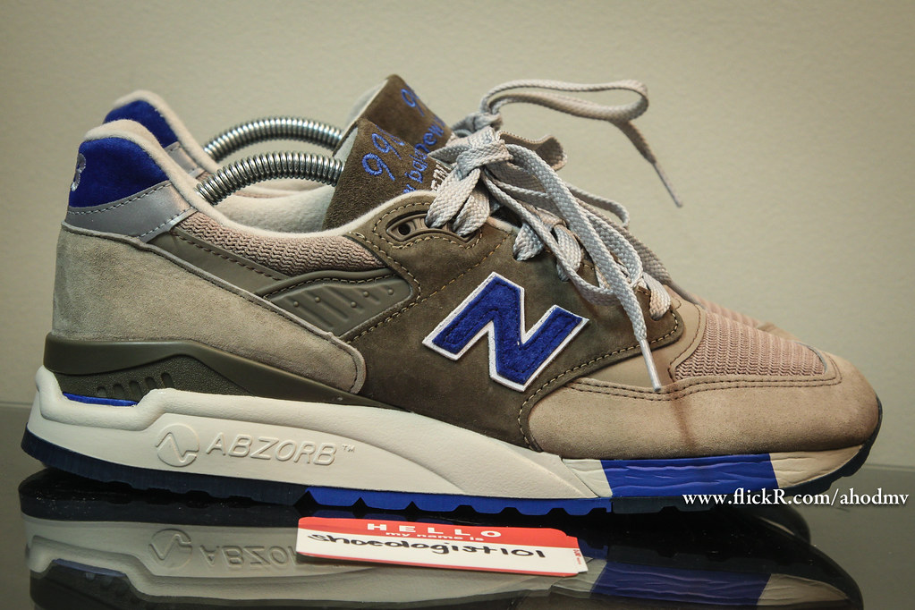 new balance 998 pebble blue