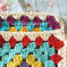 Crochet tutorial: joining granny squares 14