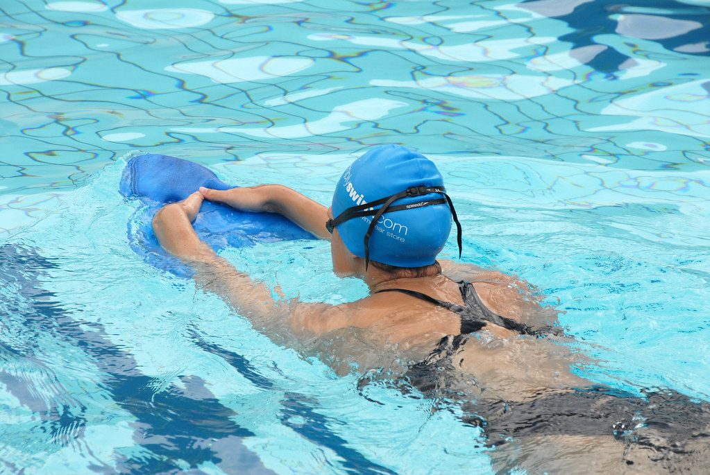 Using Swimming Training Aids Hi Thanks For Looking At