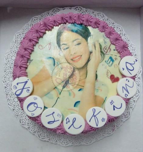 Torta Cake Design Violetta : Violetta torta . Piece of Cake Cupcakes! Flickr