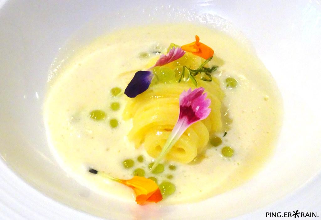 Creative Eats: Horizon Bistronomy: Orange Soba