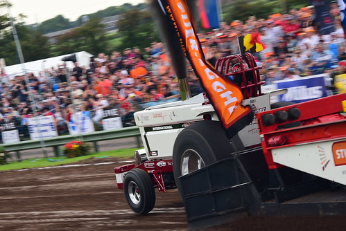Geert Aernouts, Code Red, European Tractor Pulling Championship, Great Eccleston 2016